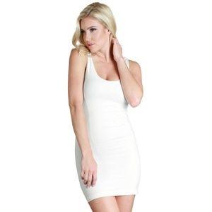 NIKIBIKI Seamless Classic Tank Top Dress, One Size